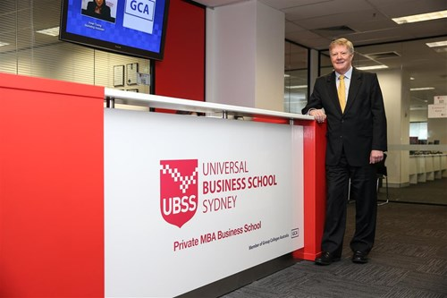 UBSS Founder - Alan Manly