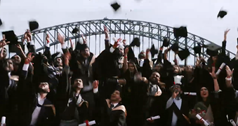 UBSS 2019 Graduation at the Sydney Opera House